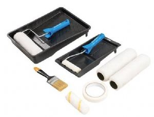 Decorators Roller & Brush Set